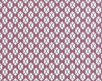 Chic Neutrals Bangle Plum Linen Blend - 1 yd