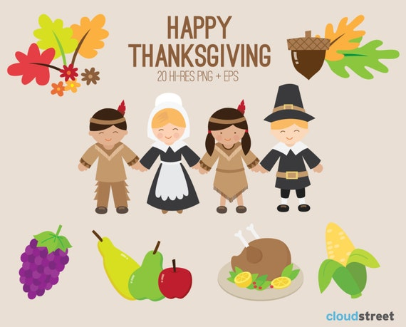 buy 2 get 1 free happy thanksgiving clip art for personal and rh etsy com thanksgiving day turkey clipart christian thanksgiving day clipart