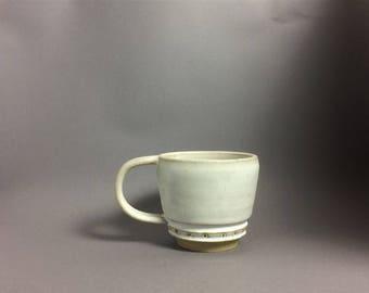 cup. mug. ceramic cup. handmade mug. pottery cup. mug. Mug. Coffee cup. Ceramic mug. Ceramic coffee cup. cup with white glaze. pottery mug.