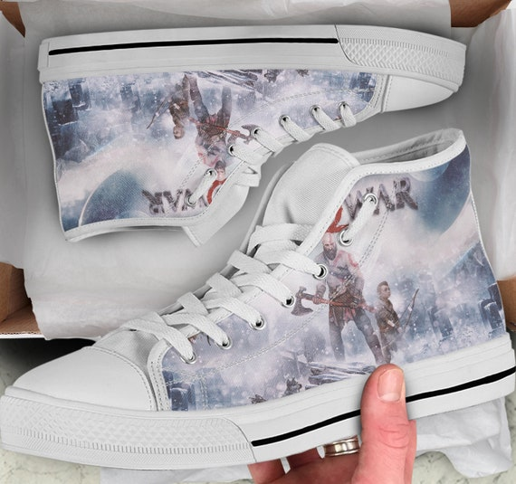 Looks sneakers Of Of War Shoes God God like Shoes Of Colorful Tops Tops Women's Sneakers high Converse High God War Men's War Shoes gqwIRRO