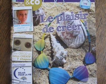 End of stock - polymer & CO - June July August 2015 - the magazine of creative blocks