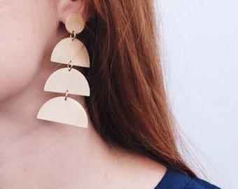 Tier Earrings