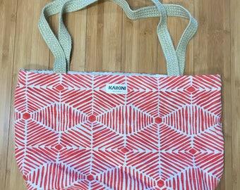 Reversible Beachbag