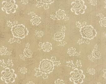 Moda BLACK TIE AFFAIR Quilt Fabric 1/2 Yard By BasicGrey - Cream/Tan 30424 13