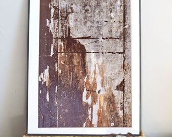 Art print, abstract texture, natural art print, modern wall art, earthy picture, large art, wall art prints, A4, A2, A3, home decor