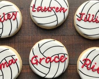 Custom Volleyballs!