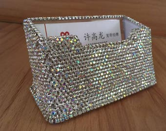 shining business card case