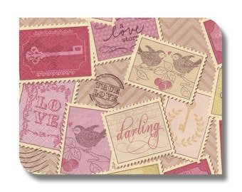 Paper napkin for decoupage, mixed media, collage, scrapbooking x 1. No. 1225 Love Story