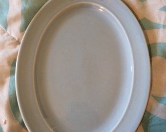 Luray Powder Blue Platter