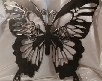 Metal Butterfly, Metal Layered Butterfly, Metal Butterflies