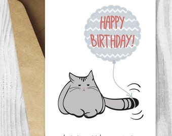 Funny birthday cards printable birthday cards funny cat birthday card printable birthday card funny cat birthday card grumpy cat card bookmarktalkfo Gallery