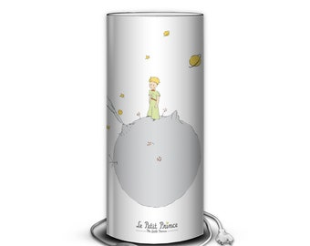the little prince, children's room, child lamp fixture