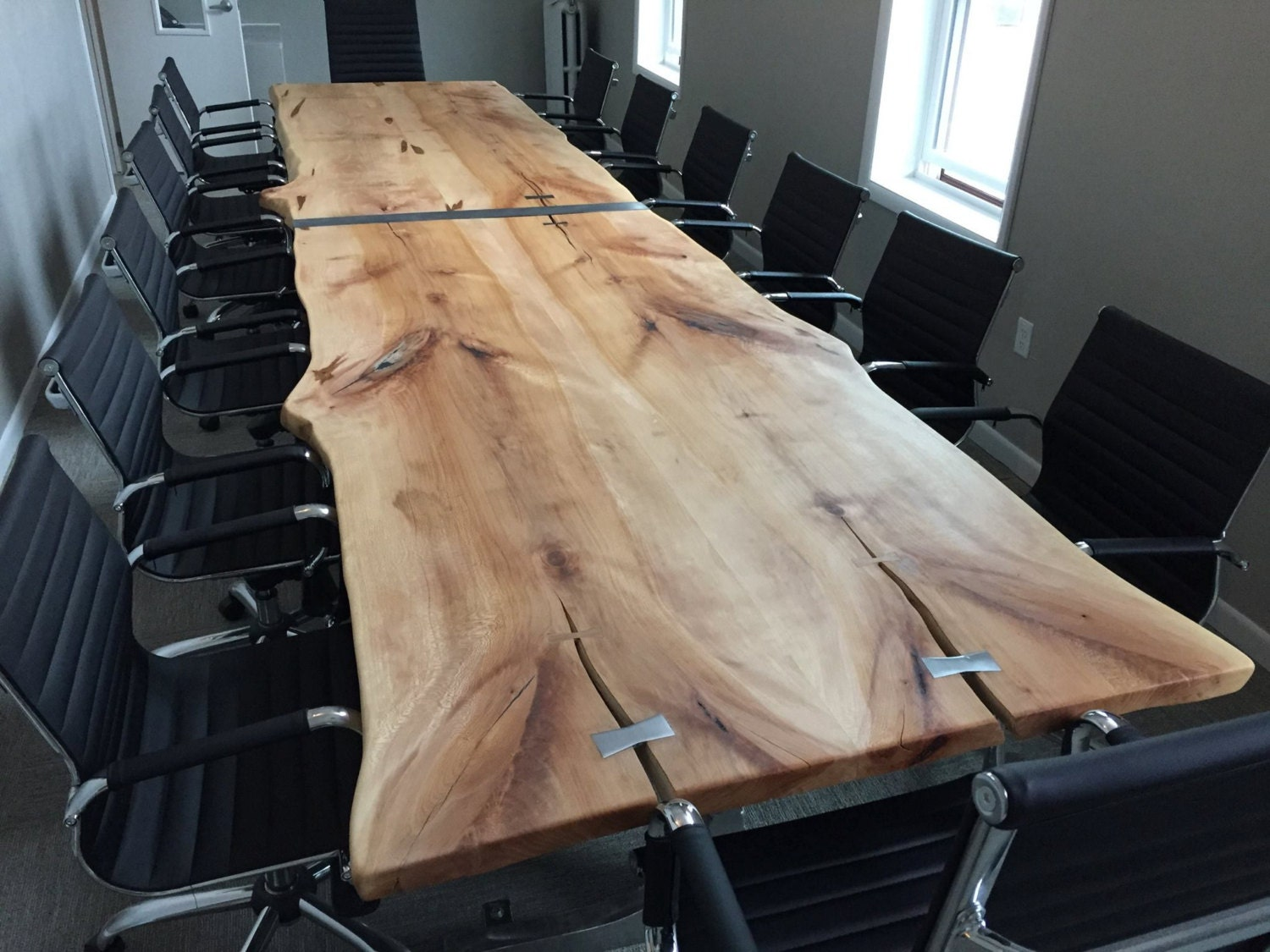 Commission Only Extra Large Conference Tables From Stump - Extra large conference table