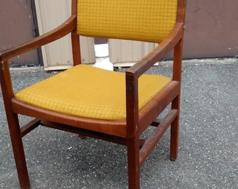 Wooden Danish Dining Chair