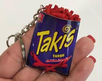 Takis Keychain
