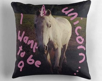 Personalised Throw Cushion