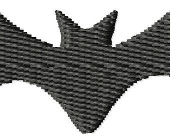 Bat Mini Machine Embroidery Design