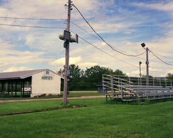 DuPage County Fairgrounds, Wheaton, IL, May 2017