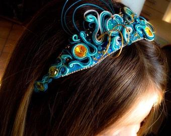 "headband ""princess"""