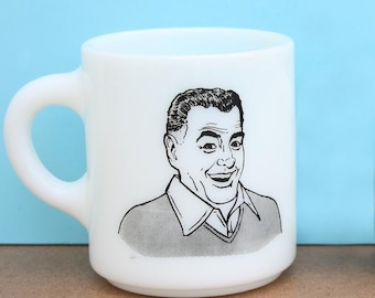 Vintage Father's Day Coffee Mug
