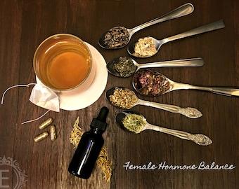 Female Hormone Support, Knight Holistic Tincture