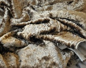 Vintage plush for teddy light brown Plush viscose for teddy bear or teddy friends plush #3