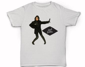 The great, Janet Jackson T-shirt - Tour shirt Diamonds world tour Rhythm Nation the jacksons If That's the way love goes michael