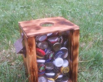 Bottle Cap Display Box