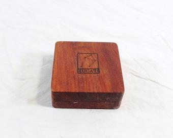Zucati Dice Base™: Quarter Core - Padauk