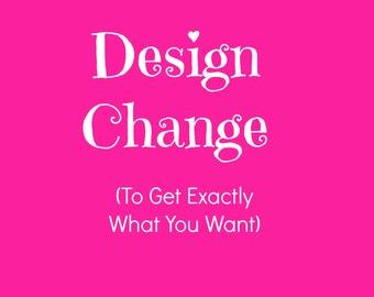 Design Change Request
