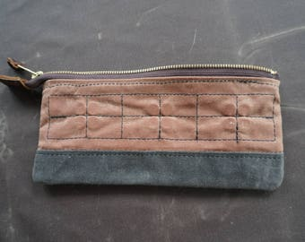 Magnet Clutch Bag by Fitz and Flores / Moto Motorcycle Gear