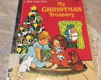 A Little Golden Book: My Christmas Treasury