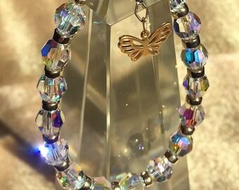 Awakening & Transformation Healing Energy Infused Swarovski Crystal Healing Bracelet by Crystal Vibrations Jewelry
