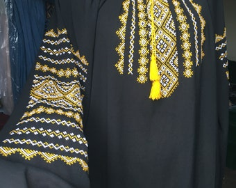 Ukrainian embroidery blouses