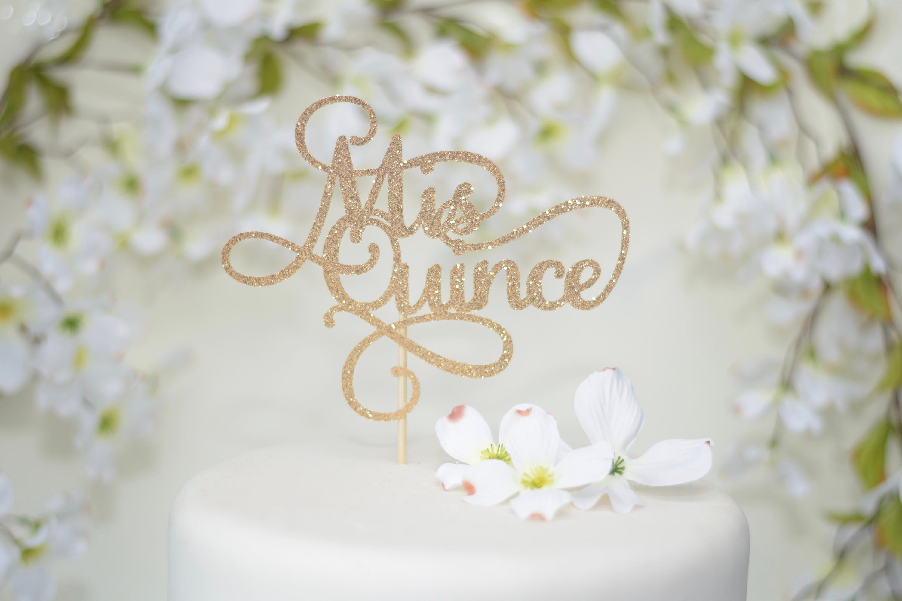 Mis Quince cake topper Quinceanera Cake Topper Sweet 16