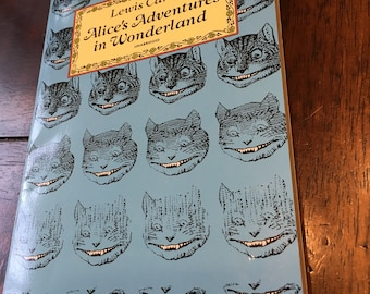 Alice's Adventures in Wonderland book 1993 edition