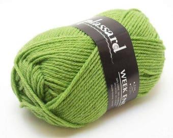 Weekend 1277 wool - 50 grams of Plassard