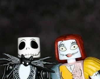"""Sagen Sie """"Käse"""" - Jack und Sally - Foto - verschiedene Größen"""