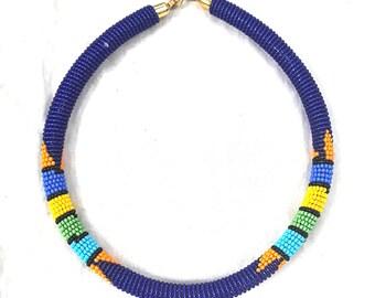 Thin chocker, neck chocker jewelry, jewellery chocker necklace,blue chocker,simple necklaces ,designer jewelry ,chunky necklaces