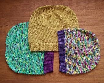 Gustur hat - crochet pattern