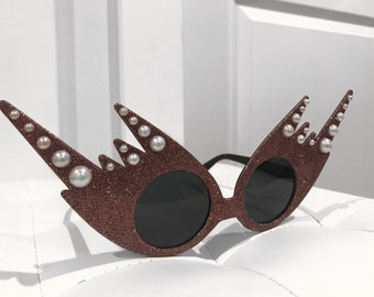 Luna lovegood inspired sunglasses