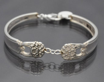 Eternally Yours Bracelet Vintage Silverware Antique