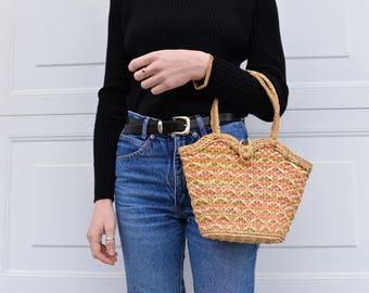 Sweetheart basket purse