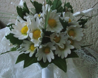 "Bridal bouquet (or other) ""DAISY spring"""