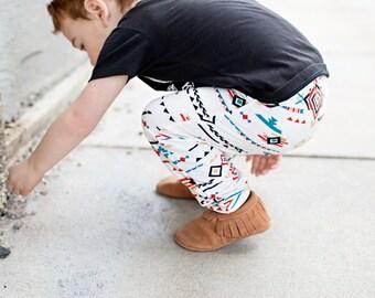 Lost Boy Leggings or Harems - Baby Pants - Toddler Pants - Baby Leggings - Toddler Leggings - Baby Clothing - Kids Leggings -  Baby Joggers
