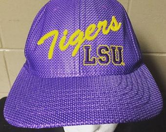 LSU Tigers Vintage Snapback hat