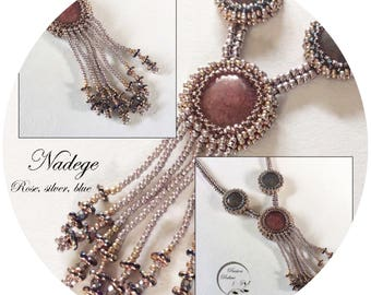 KIT diy necklace NADEGE