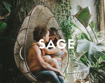 Sage - Lightroom Preset for Photographers - One Click Edit - Instant Digital Download