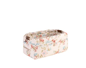 Hermes Birkin 30 insert organizer purse insert with Ipad place  bag shape,EXPRESS SHIPPING