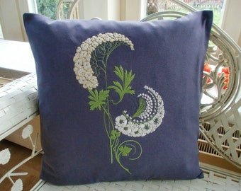 Pillow Cover Canopy Flower
